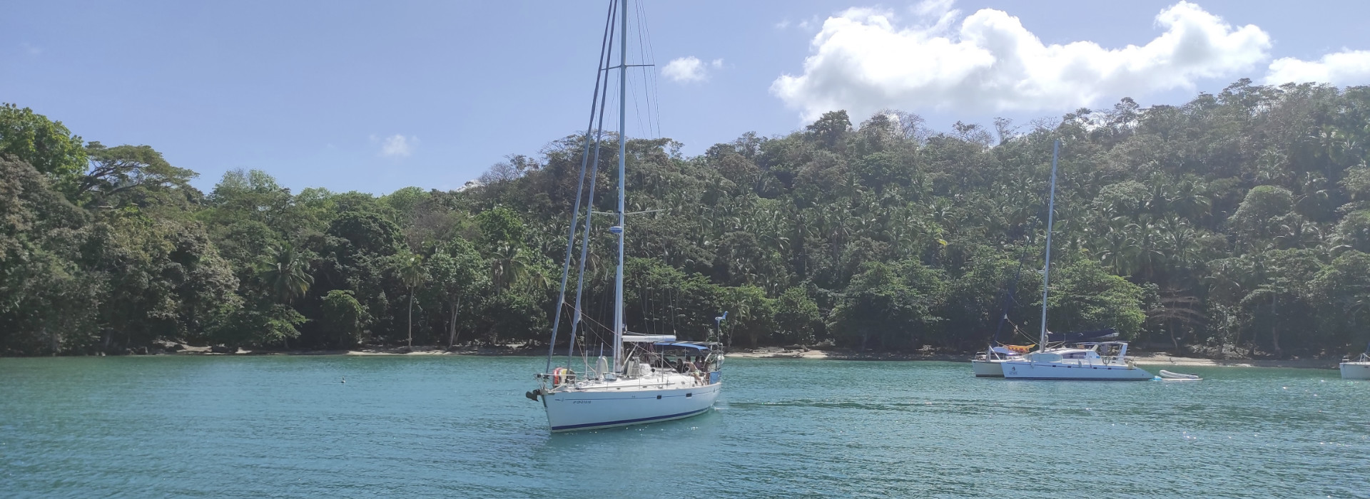 Sailing Holiday Isla Grande