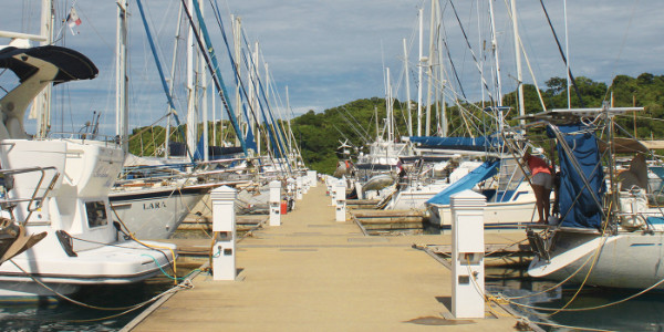 Linton Marina Panamá