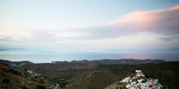 Cyclades Islands Kea