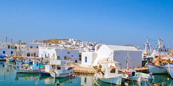 MYBlue4you Cyclades Islands Paros