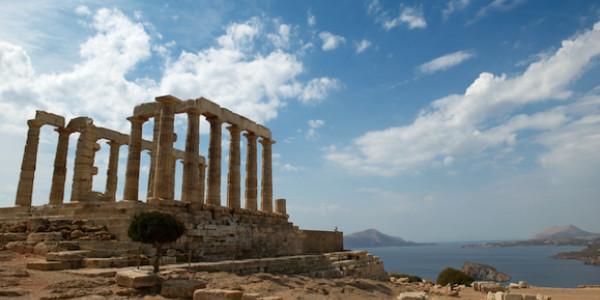 MYBlue4you Cyclades Islands Sounio