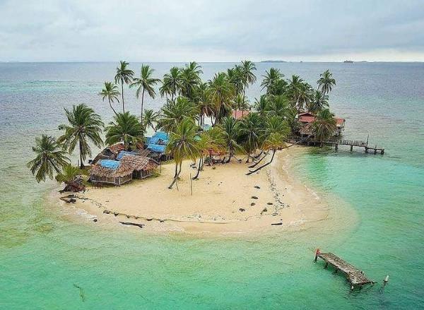 Panamá sailing holidays
