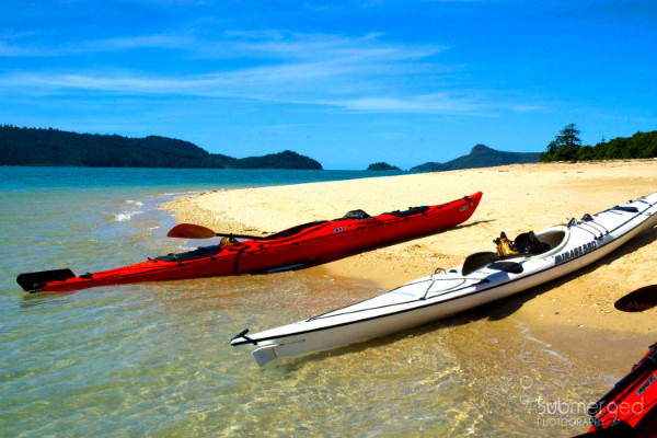 Fun things to do on a boat - Kayak