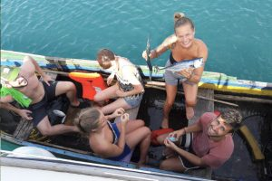 Sailing Adventures in San Blas